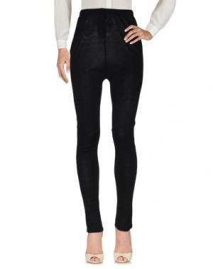 Повседневные брюки NEERA. Цвет: черный