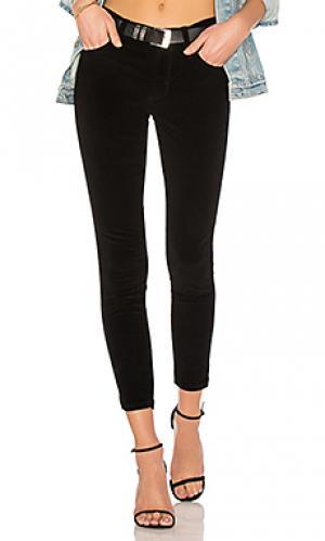 Вельветовые брюки twiggy James Jeans. Цвет: черный