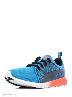Кроссовки Carson 3D Puma. Цвет: голубой