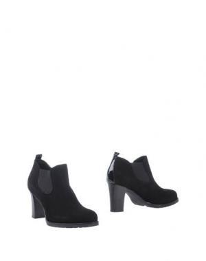 Ботинки DANIELE TUCCI. Цвет: черный