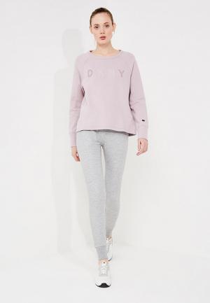 Свитшот DKNY. Цвет: фиолетовый