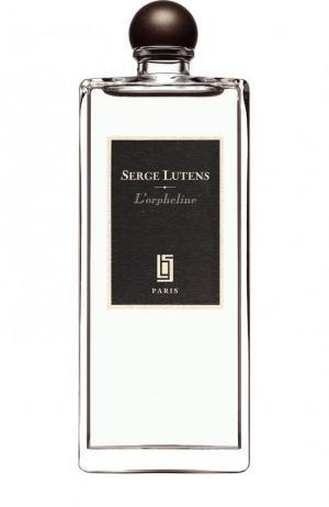 Парфюмерная вода LOrpheline Serge Lutens. Цвет: бесцветный