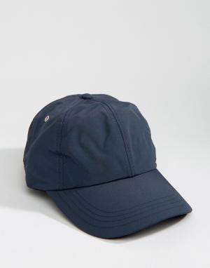 Systvm Нейлоновая бейсболка. Цвет: темно-синий