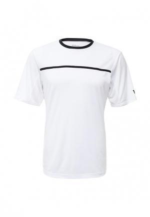 Футболка спортивная Wilson. Цвет: белый