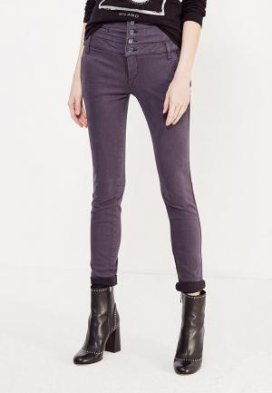 Джинсы Liu Jo Jeans. Цвет: серый