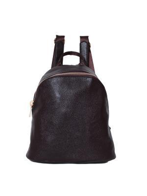 Рюкзак Flioraj. Цвет: коричневый