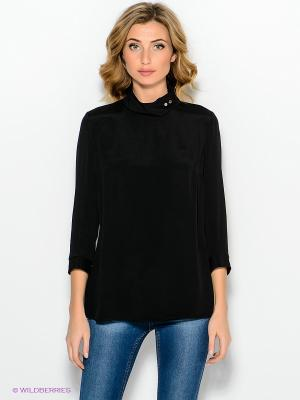 Блузка adL. Цвет: черный