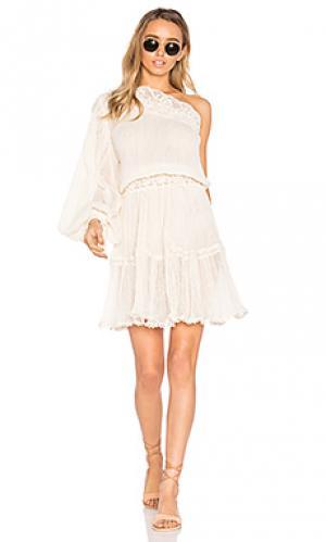 Платье acacia Jens Pirate Booty Jen's. Цвет: белый