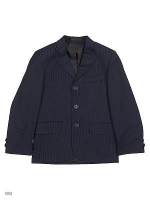 Пиджак MARK GORDON. Цвет: синий