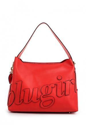 Сумка Blugirl. Цвет: красный
