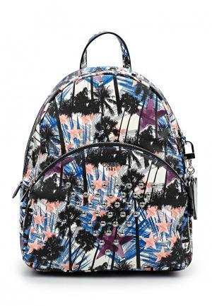 Рюкзак Guess. Цвет: разноцветный