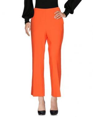 Повседневные брюки WHISTLES. Цвет: оранжевый