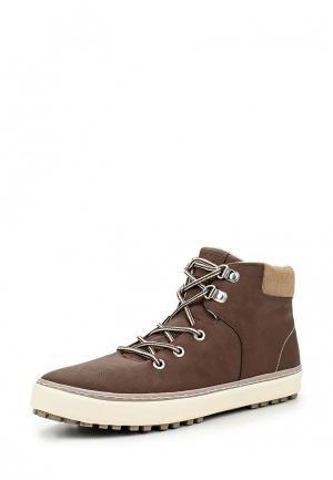 Ботинки Gioseppo. Цвет: коричневый