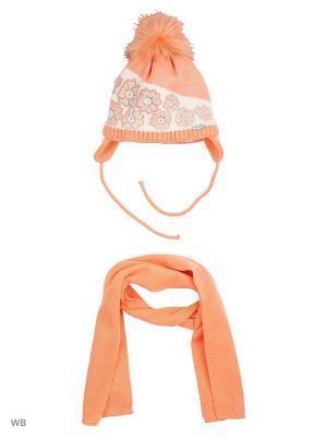 Комплект Grans. Цвет: оранжевый