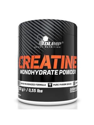 Креатин OLIMP Creatine Monohydrate Powder 250г Nutrition. Цвет: белый