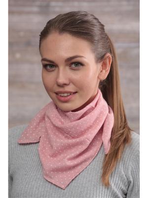 Платок FOMAS. Цвет: бледно-розовый