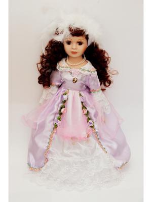 Декоративная кукла Magic Home. Цвет: розовый, белый