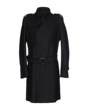 Пальто COSTUME NATIONAL HOMME. Цвет: стальной серый