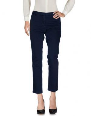 Повседневные брюки J.W. BRINE. Цвет: темно-синий