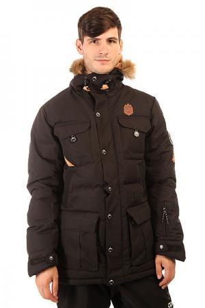 Куртка утепленная  Leno 2 Black Picture Organic. Цвет: черный