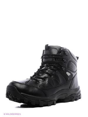 Ботинки Sigma. Цвет: черный