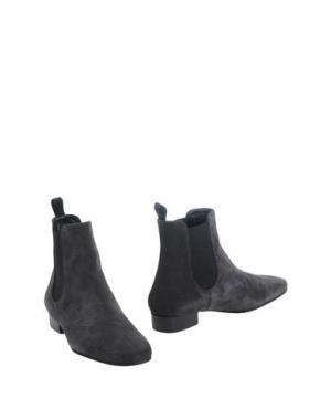 Полусапоги и высокие ботинки FARRUTX. Цвет: серый