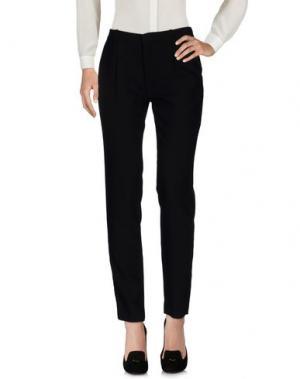 Повседневные брюки SLY010. Цвет: черный
