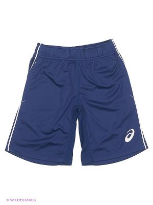 Шорты Athlete Knit Short 10-inch ASICS. Цвет: темно-синий