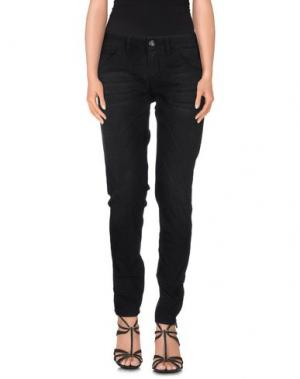 Джинсовые брюки NINE:INTHE:MORNING. Цвет: черный