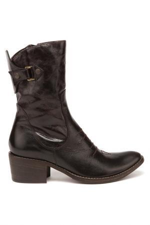 Ботинки Now. Цвет: коричневый