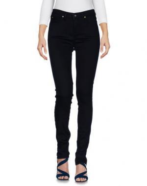 Джинсовые брюки LEE. Цвет: темно-синий