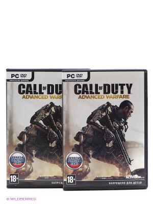 Call of Duty. Advanced Warfare. Русская версия PC-DVD (DVD-Box) НД плэй. Цвет: серый, хаки