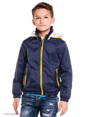 Куртка Bell bimbo. Цвет: темно-синий