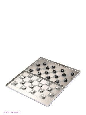 Дорожные шахматы магнитные Start Up. Цвет: серый