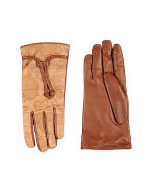 Перчатки ALVIERO MARTINI 1a CLASSE. Цвет: песочный