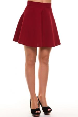 Юбка Rocawear. Цвет: красный