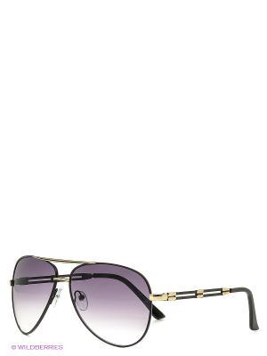 Солнцезащитные очки Mascotte. Цвет: желтый