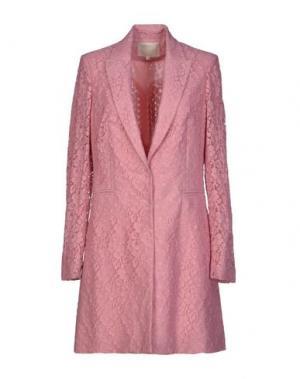 Легкое пальто TROU AUX BICHES. Цвет: розовый