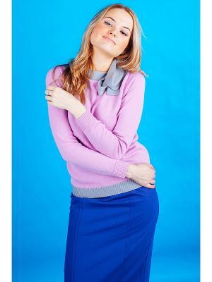 Джемпер Cadeau Wooly's. Цвет: розовый