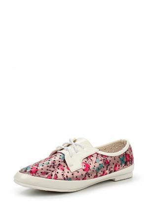 Ботинки Shi Tino. Цвет: разноцветный