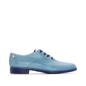 Ботинки-дерби непромокаемые Sparkle LEMON JELLY. Цвет: синий