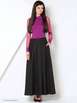 Блузка INDIGIRA. Цвет: фиолетовый
