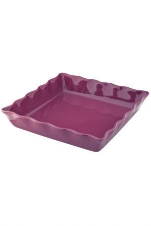 Квадратная форма для выпечки Granchio. Цвет: фиолетовый