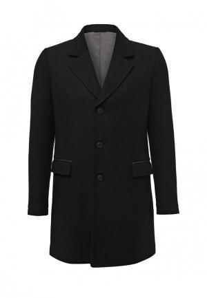 Пальто Boss Orange. Цвет: черный