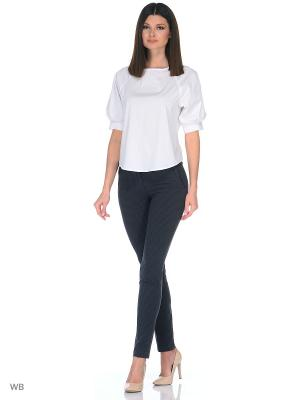 Блузка FLEURETTA. Цвет: белый