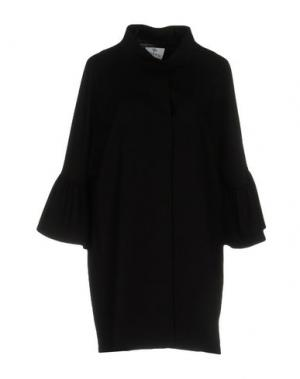 Легкое пальто PIU' &. Цвет: черный