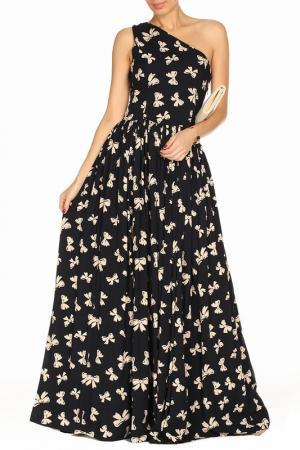 Платье MARINO MILANO. Цвет: голубой