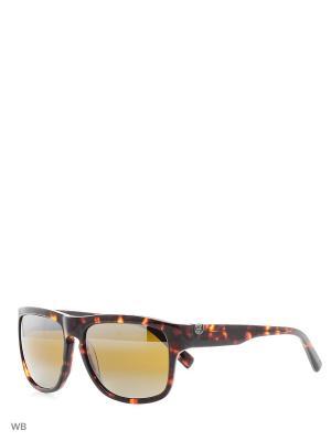 Солнцезащитные очки VL 1409 0003 SKILYNX Vuarnet. Цвет: коричневый