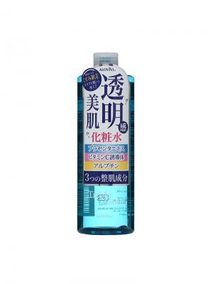 Лосьон увлажняющий с плацентой, витамином и арбутином Alovivi 500 мл Tokyo Aloe. Цвет: синий