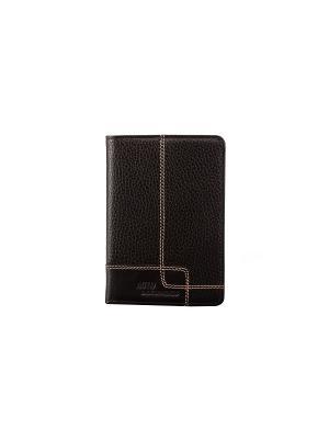 Бумажник водителя, c отделением для купюр, Floter kross Domenico Morelli. Цвет: коричневый